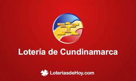 Cayó premio de la lotería de Cundinamarca