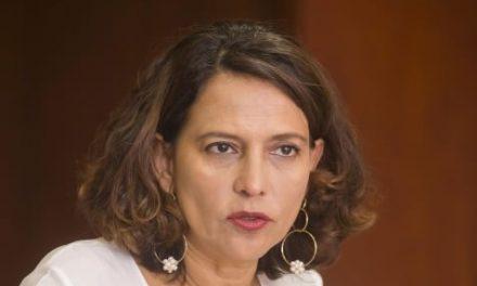 Nancy Patricia Gutiérrez ya no es Ministra del Interior