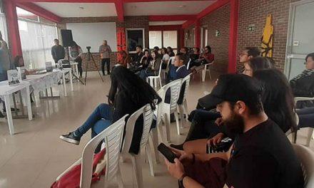 Personería de Soacha entrega resolución de reconocimiento  a la Plataforma Juvenil del municipio