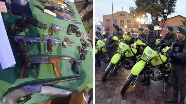 Autoridades presentan resultados de la ofensiva contra el homicidio en Soacha