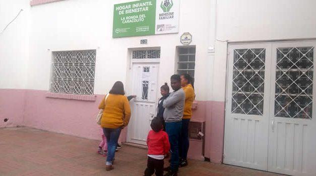 Desesperadas están las madres de familia de La Ronda del Caracolito en Soacha