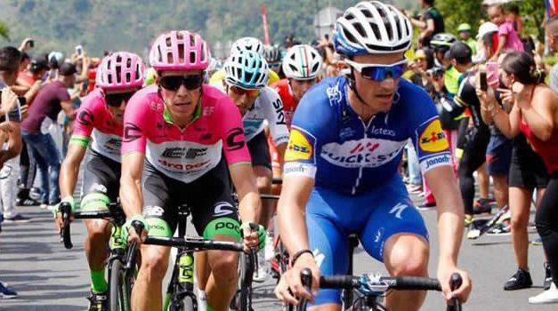 Este domingo es la presentación del Tour Colombia 2.1 en Tunja