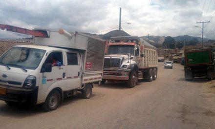 Dos miradas  al levantamiento de la restricción a vehículos de carga por la Autopista Sur de Soacha