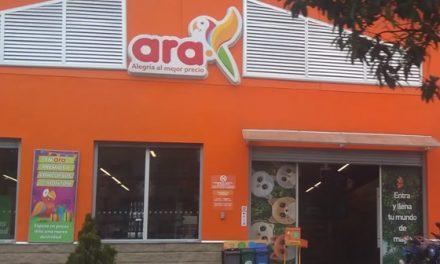 Primeros capturados por  intento de saqueo a almacén ARA de Soacha