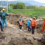 Chía sin agua, 180 mil familias amanecieron sin el servicio
