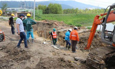 Hoy se restablece servicio de agua en Chía