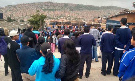 Instituciones educativas de Soacha serán escenarios lúdicos y deportivos los fines de semana