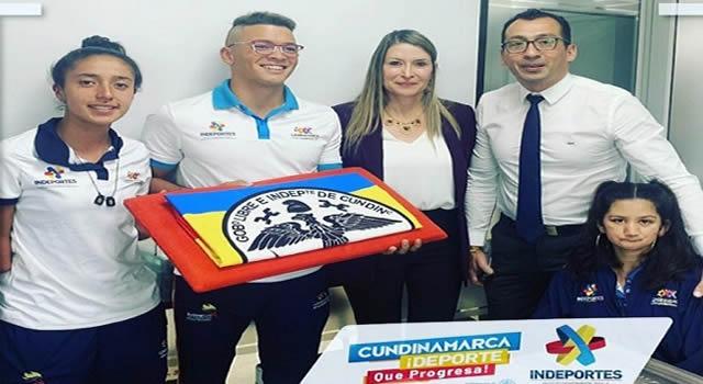 Podio para Cundinamarca en el Open Nacional Paralímpico