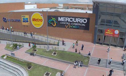 Mercurio, centro comercial de Soacha,  anuncia medidas especiales para disminuir aforo