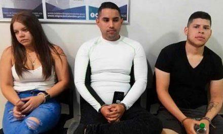 ¿Qué hacían policías de Maduro en Madrid Cundinamarca?