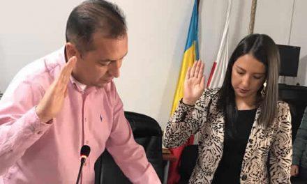 Con la posesión de la nueva Personera, concluye primer periodo de sesiones del Concejo de Soacha