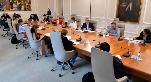 Gobierno expide decreto donde  fija parámetros para la cuarentena nacional