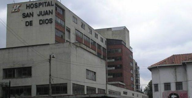 Indignación frente a la posible demolición del hospital San Juan de Dios