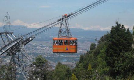 Se suspende servicio del teleférico de Monserrate