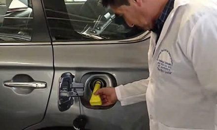 En Soacha se creó líquido que puede descontaminar el aire