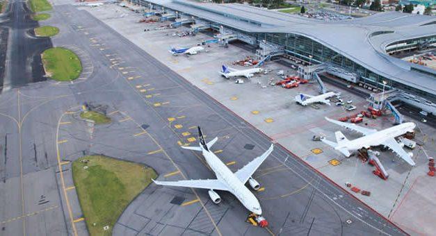 Se registran demoras en los vuelos del Aeropuerto de Bogotá