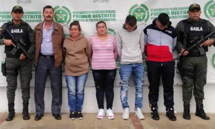 Exalcalde de Venecia Cundinamarca lideraba organización delincuencial
