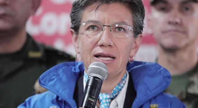 La congestión en Transmilenio no es culpa del alcalde de Soacha: Claudia López