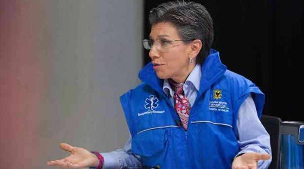Las reacciones en Soacha sobre propuesta de Claudia López de prolongar la cuarentena