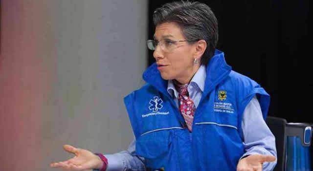 Claudia López le miente  a la ciudadanía