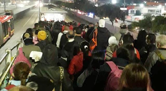 En el primer día de cuarentena nacional sigue la desobediencia de ciudadanos en Soacha