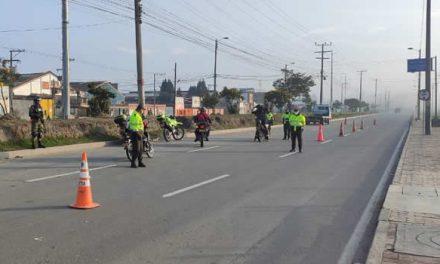 Desde hoy aplica restricción al tránsito por la autopista Sur de Soacha