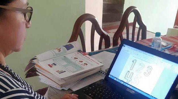 En  periodo de aislamiento, docentes de Cundinamarca preparan regreso a clases