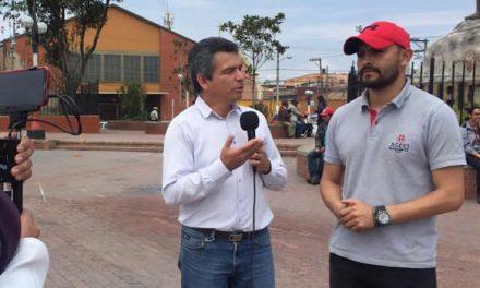 Aseo Internacional de Soacha atiende inquietudes de  la ciudadanía