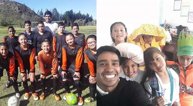 En El Charquito lideran procesos de cultura, deporte y apropiación del territorio