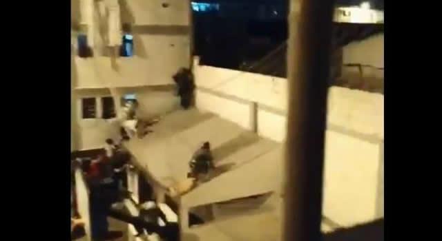 Amotinamientos en varias cárceles de Colombia