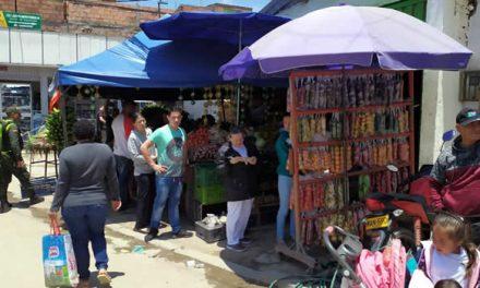 Advertencia de la Alcaldía de Soacha a quienes ocupen el espacio público