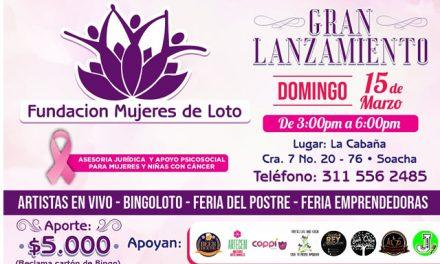 Con Bingo Familiar Fundación Mujeres  de Loto abrirá sus puertas