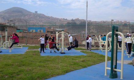 IMRDS gestiona entregas de escenarios recreo deportivos en Soacha