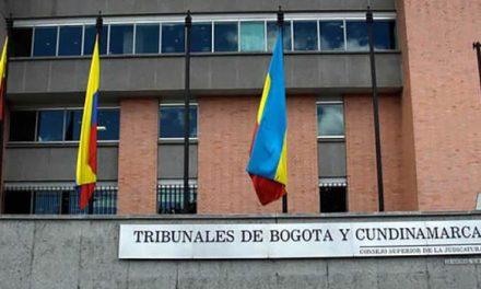Se  destapa corrupción en el Tribunal de Cundinamarca