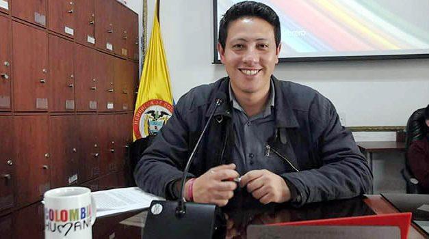 Concejal Heiner Gaitán, Ernesto Morales y otros líderes del sector alternativo recibieron amenazas contra su vida