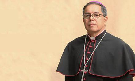 Monseñor Luis José Rueda Aparicio, nuevo arzobispo de Bogotá