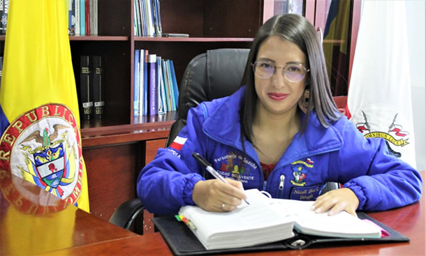 En medio de comentarios machistas,  la  personera más joven del país fue ratificada  en Soacha