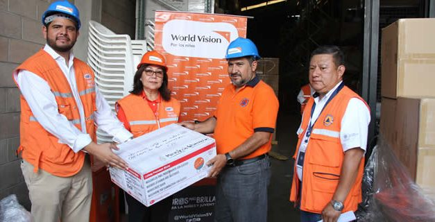 World Vision entregó 5 mil paquetes de alimentos en Soacha