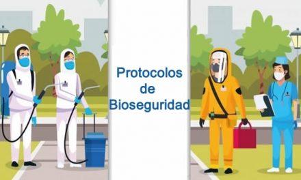 ¿Tiene dudas para crear el protocolo de bioseguridad en su empresa? Joven soachuno lo asesora