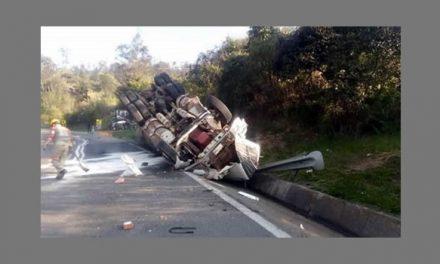 Grave accidente en Cundinamarca