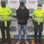 Capturado en Soacha sujeto con 370 dosis de alucinógenos