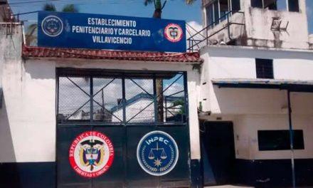 A 144 llegan los contagios en cárcel de Villavicencio