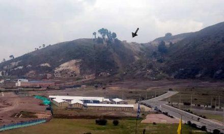 Construcciones  ilegales en Soacha  no dan tregua