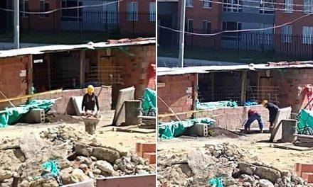 En Ciudad Verde denuncian inicio de construcción antes de la fecha autorizada