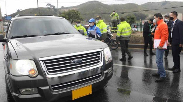 Cae red que hacía viajes ilegales entre Bogotá y Villavicencio