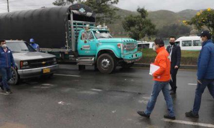Aumentan medidas en vías de Cundinamarca  para prevenir propagación del Covid-19