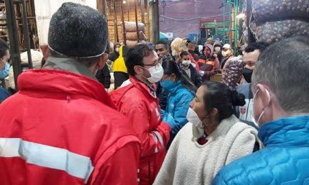 Corabastos Bogotá cierra sus puertas en días claves de Semana Santa