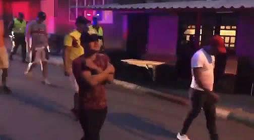 Curiosa forma de castigo a quienes violan la cuarentena en Cundinamarca