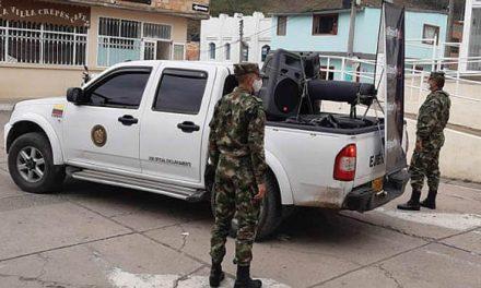 Comenzaron los patrullajes mixtos en Soacha