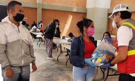 Más ayudas para las familias vulnerables de Soacha